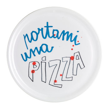 SMS Pizza Plate - Portami Una Pizza