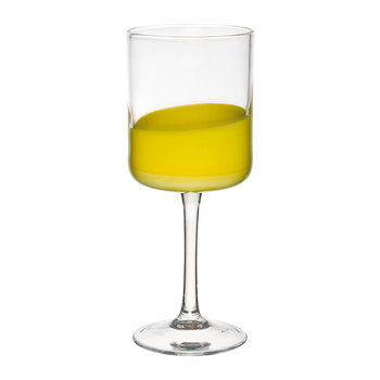 Spot Goblets - Set of 6 - Yellow