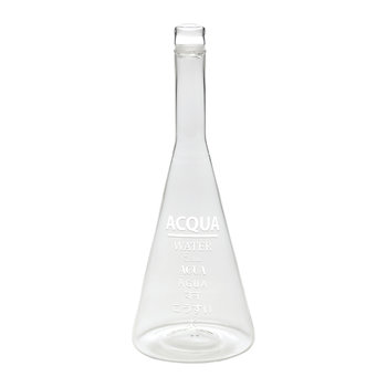 Word Bottle - White - Water Bottle