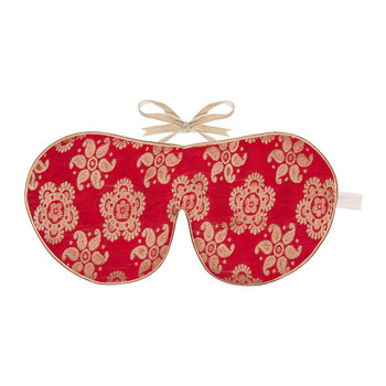 Limited Edition Eye Mask - Scarlet