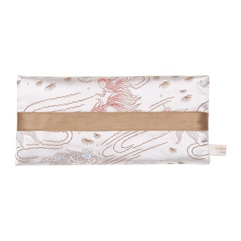 Lavender Eye Pillow - Silver Fish