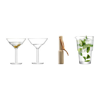Mixologist Cocktail Duo Set