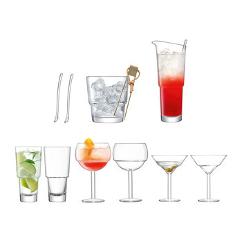 Mixologist Cocktail Mixer Set