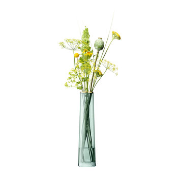 Sorbet Glass Vase - Melon - 37.5cm