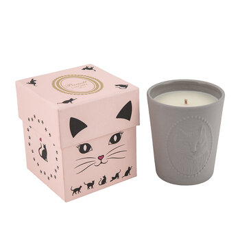 Limited Edition Lovely Cat Candle