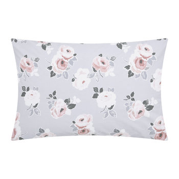 Paper Rose Pillowcases - Set of 2