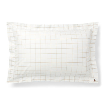 Baxter Pillowcase - Sand - 50x75cm