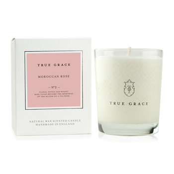 Village Classic Candle - 190g - Moroccan Rose