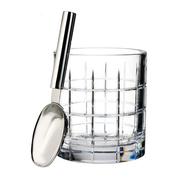 Cluin Ice Bucket & Metal Scoop