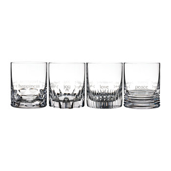 Ogham DOF Tumbler - Set of 4