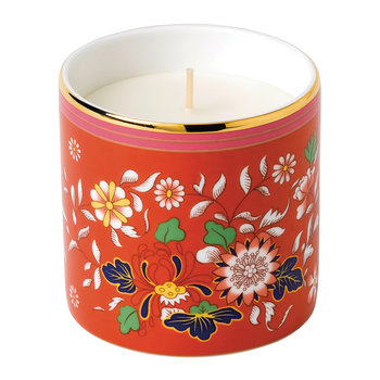 Wonderlust Scented Candle - Crimson Jewel - Fig & Cassis