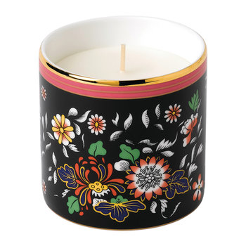 Wonderlust Scented Candle - Oriental Jewel - Sandalwood & Juniper