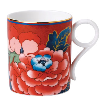Paeonia Mug - Red