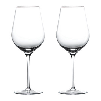 Globe Wine Glass - Set of 2 - White Wine