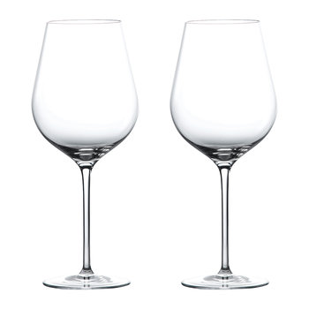 Globe Wine Glass - Set of 2 - Red Wine