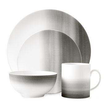 Degradee 4 Piece Dinner Set
