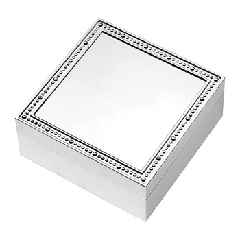 With Love Trinket Box - Square
