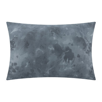 Camo Floral Pillowcase - Indigo - 50x75cm