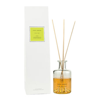 Village Reed Diffuser - Wild Lime - 200ml