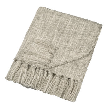 Boucle Throw - 127x152cm - Natural