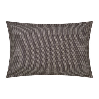 Dansu Oxford Pillowcase - Charcoal