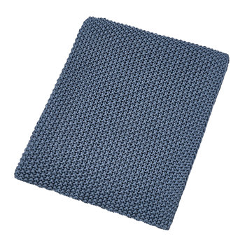 Alea Throw - Copenhagen Blue
