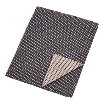 Dotto Throw - Charcoal