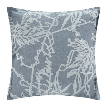 Etch Cushion - 50x50cm - Copenhagen Blue