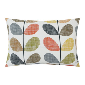 Scribble Stem Print Pillowcase - Set of 2