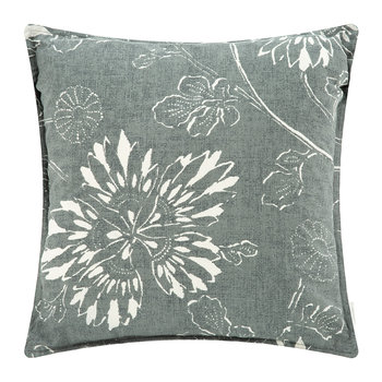 Kiku Pillow - 50x50cm - Dove Gray