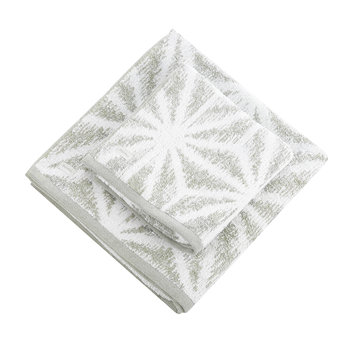 Tella Towel - Dove Grey