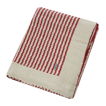 Kami Throw - Red/Sand