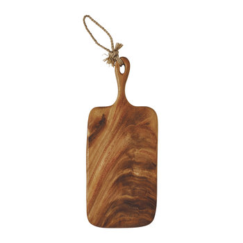 Acacia Wood Chopping Board - Natural