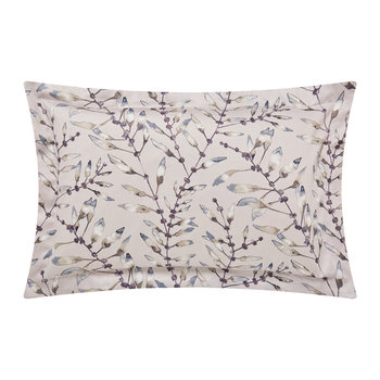 Chaconia Oxford Pillowcase - Indigo