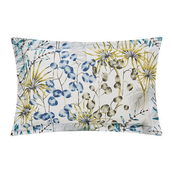 Postelia Oxford Pillowcase - Lagoon