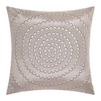 Motion Pillow - Silver - 45x45cm