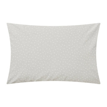Paper Doves Pillowcase Pair - Mineral