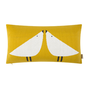 Lintu Bird Pillow - Pebble - 30x50cm