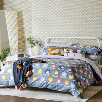 Pepino Duvet Cover - Ink