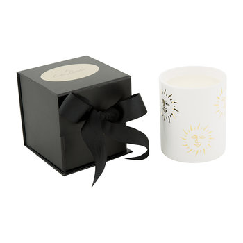 Sun Porcelain Candle - Mediterranean Fig