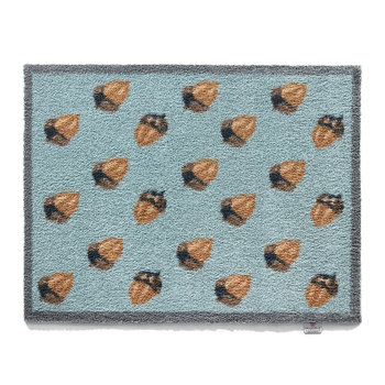 Acorn Washable Recycled Door Mat - 65x85cm