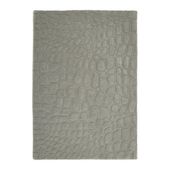 Marble Hand Tufted Wool Rug - 120x170cm - Grey