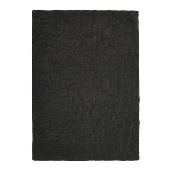 Marble Hand Tufted Wool Rug - 120x170cm - Charcoal