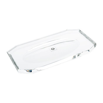 KR KS Kristall Comb Tray - Crystal Clear