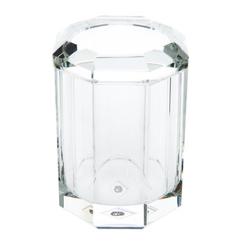 KR BMD Kristall Tumbler With Lid - Crystal Clear