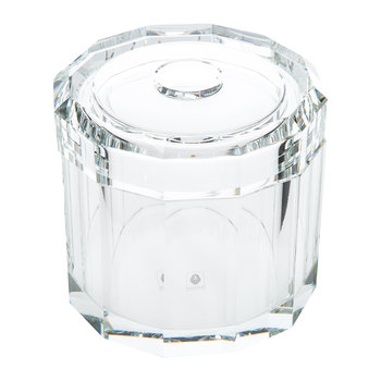 KR KB Kristall Tissue Box - Crystal Clear