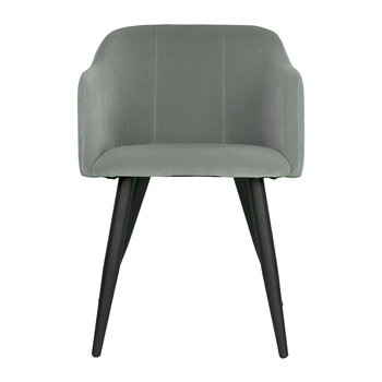 Pernille Cotton Velvet Chair - Chinois Green