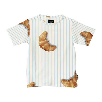 Children's Croissant Pyjama Top
