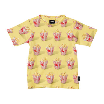 Children's Popcorn Pyjama Top