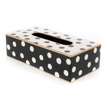 Dot Tissue Box Cover
